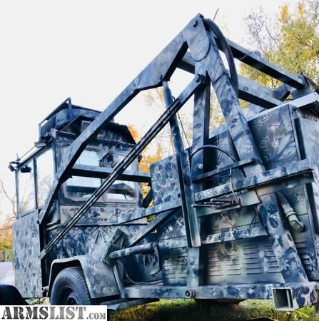 Armslist For Sale Off The Grid Mobile Guard Tower