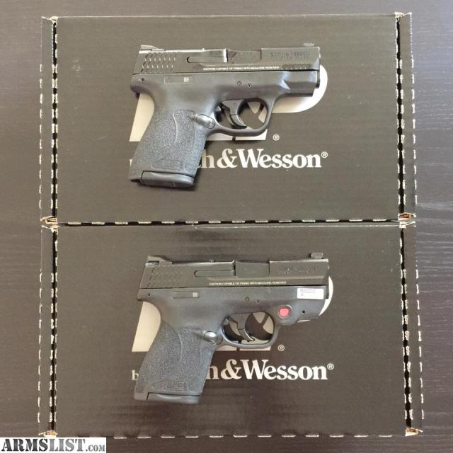 Smith And Wesson Mp Shield 20 With Laser Cinemas 93