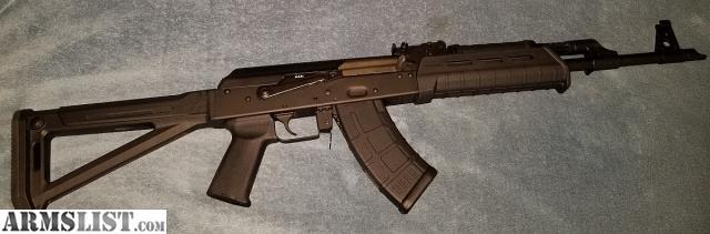 Armslist For Sale Century Arms Ras47 Magpul Moe Ammo