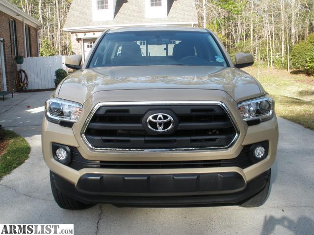 armslist for sale 2017 toyota tacoma sr5. Black Bedroom Furniture Sets. Home Design Ideas
