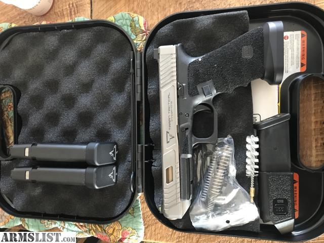 For Sale: Taran Tactical Combat Master Glock 34