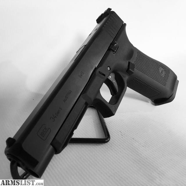 ARMSLIST - For Sale: Glock 34 MOS Gen5