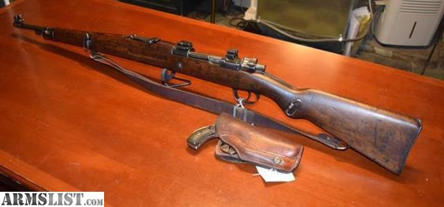 ARMSLIST - For Sale: Mauser 8MM VZ-24 Sniper Rifle WWII