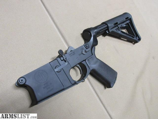 ARMSLIST - For Sale: PWS MK2 AR10 COMPLETE LOWER