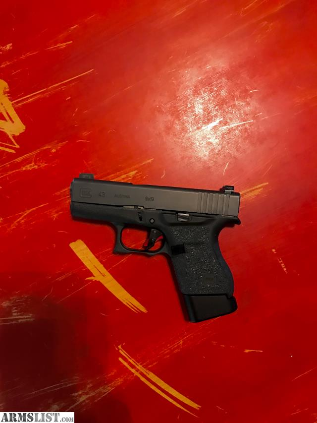 ARMSLIST - For Sale/Trade: Glock 43 (Trades Priced to Sell)