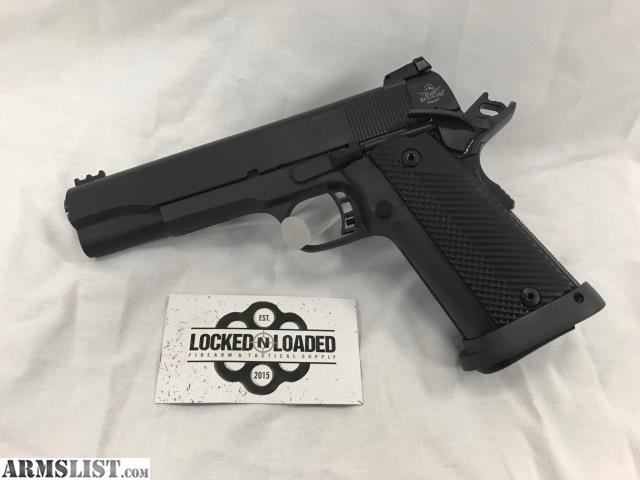 ARMSLIST - For Sale: Rock Island Ultra FS 10mm double stack