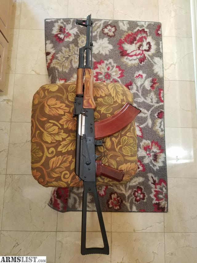 ARMSLIST - For Sale: Polish WBP AK47 7 62x39