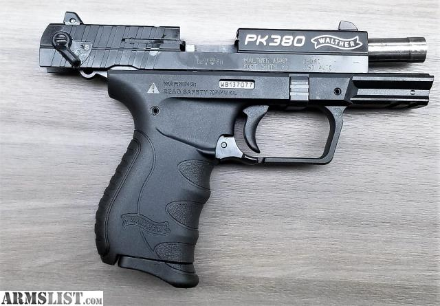 Armslist for sale nib walther pk380 w 1 mag and orig for Golden nugget pawn jewelry holiday fl