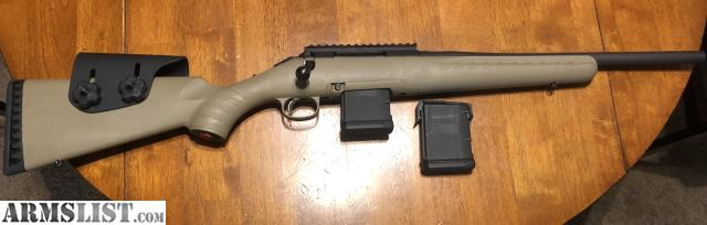 ARMSLIST - For Sale: Ruger American Ranch 5 56/223