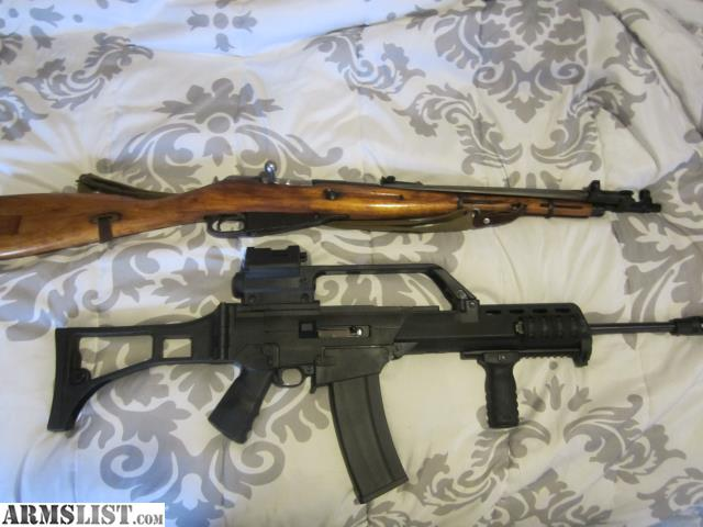 ARMSLIST - For Sale/Trade: Ruger 10-22 (G36 Clone)