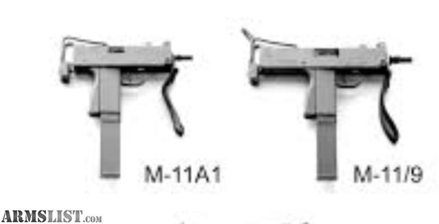ARMSLIST - Want To Buy: Mac-11 a1 380 short frame