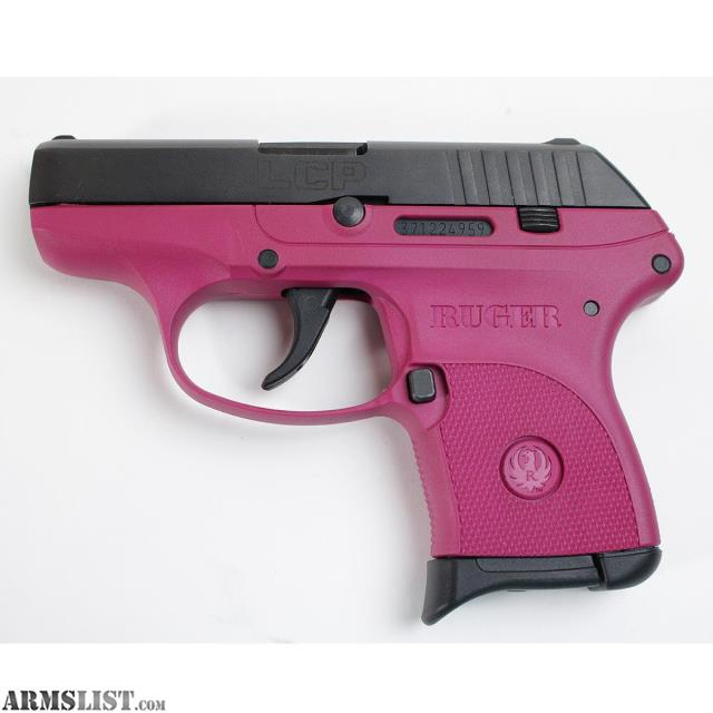 Armslist For Sale Ruger Lcp 380 Acp Semi Automatic Pistol Raspberry