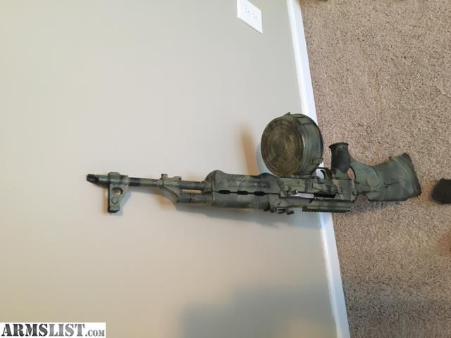 ARMSLIST - For Sale: Ak47 with 75rnd drum and 1000 rounds