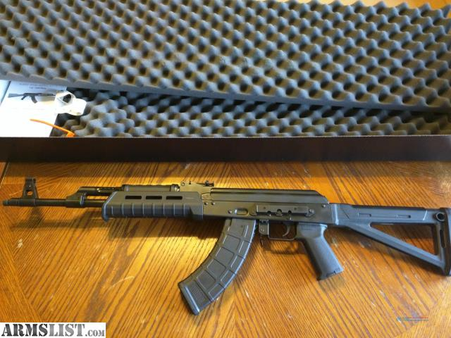 ARMSLIST - For Sale: Century Arms Wasr-10 AK-47 Magpul Furniture