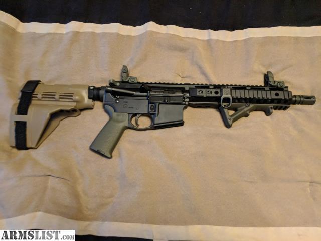 ARMSLIST - For Sale: PSA 300 BLK out pistol
