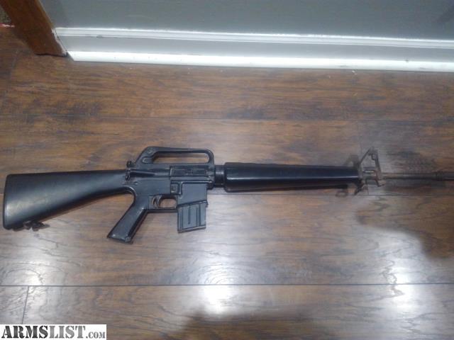 Armslist For Sale M16a1 Quot Rubber Duck Quot Training Rifle
