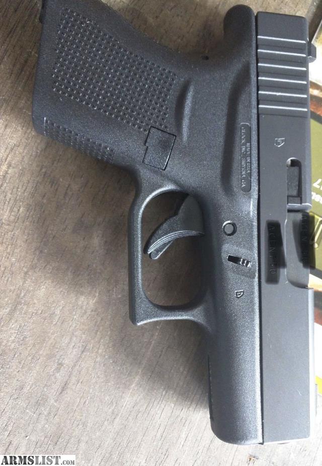 armslist for sale glock 43 talo edition