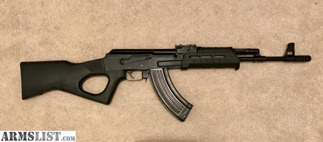 ARMSLIST - For Trade: Milled AK T3 Furniture