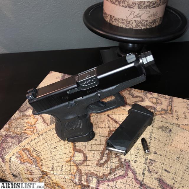 ARMSLIST - For Sale: G26 Gen 5 w Agency Arms Premier Barrel