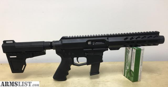 ARMSLIST - For Sale: 9mm Ar15 pistol
