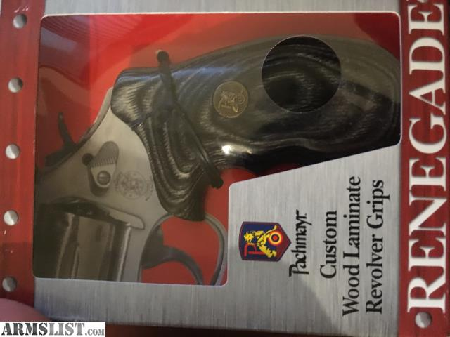 ARMSLIST - For Sale: PACHMAYR Charcoal Wood PISTOL GRIPS For