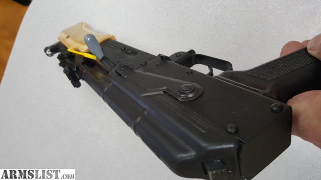 ARMSLIST - For Sale: CENTURY ARMS MINI DRACO SA PISTOL NIB