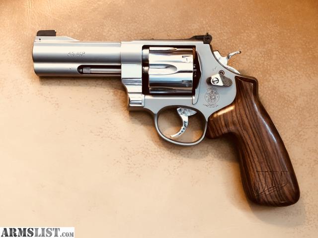 ARMSLIST - For Sale/Trade: Smith&Wesson 625 S&W Custom JM extras
