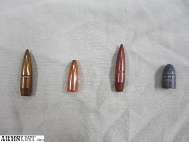 ARMSLIST - For Sale: Misc  Reloading Bullets and Brass