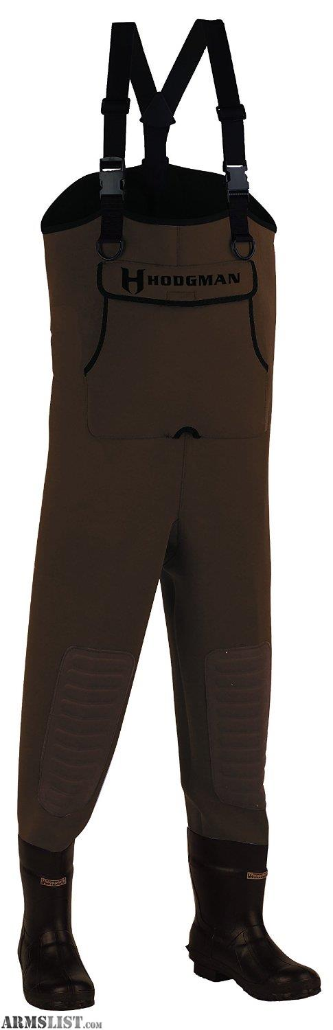 Armslist for sale hodgman chest waders for Fishing waders amazon