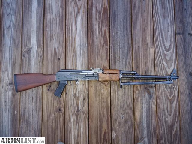 ARMSLIST - For Sale: Yugo M72 RPK OG Barrel, Childers Receiver