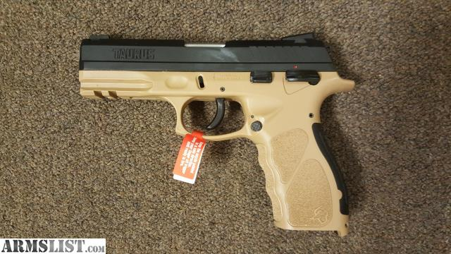 ARMSLIST - For Sale: BRAND NEW Taurus TH9 Full Size 17+1 9mm