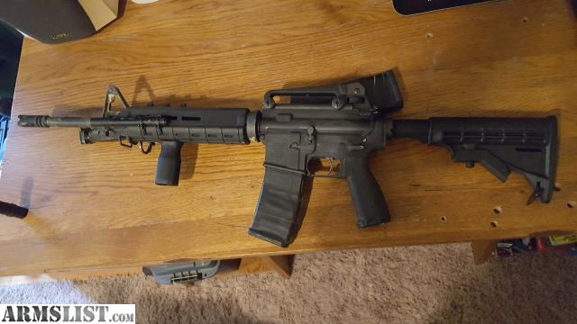 ARMSLIST - For Sale: Ar 15 truck gun