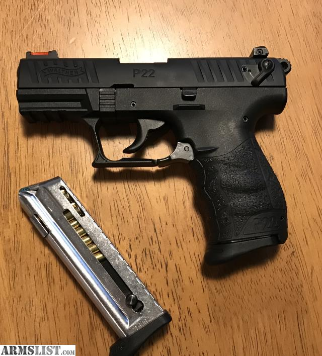 ARMSLIST - For Sale/Trade: Walther P22 | FO front sight