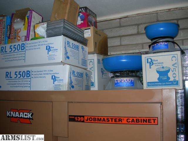 ARMSLIST - For Sale/Trade: Dillon reloading equipment