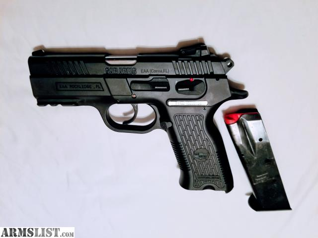 For Sale: EAA SAR K2P, Semi-Automatic, 9mm, 3.8