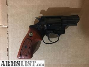 ARMSLIST - For Sale: Taurus Brasil 38