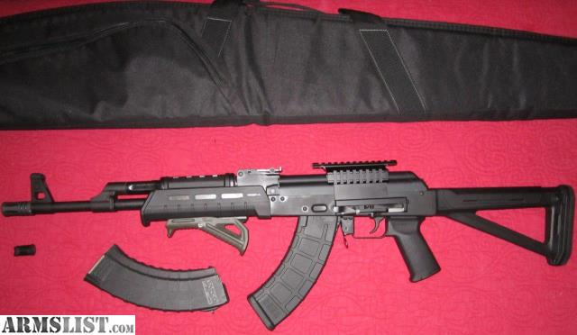 Armslist For Sale Trade Ak47 Magpul Edition Extras