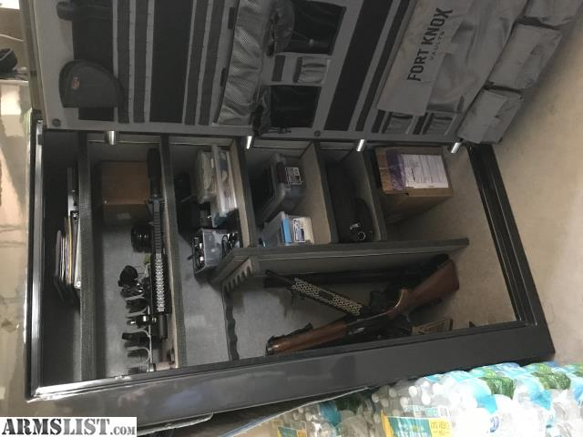 ARMSLIST - For Sale: Fort Knox Gun Safe
