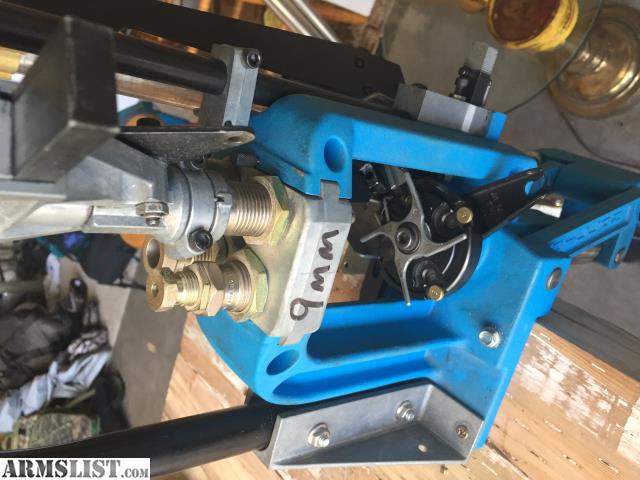 ARMSLIST - For Sale: Dillon 550 with Casefeeder