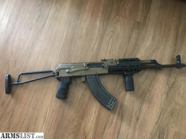 ARMSLIST - For Sale: AK for trade