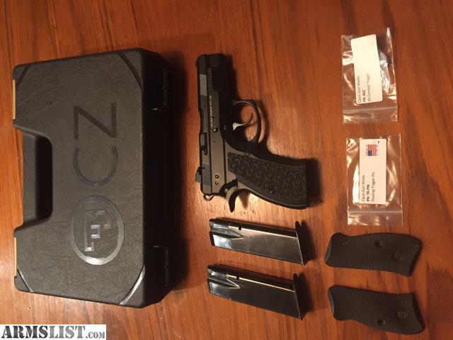 ARMSLIST - For Sale: CZ 75 D PCR Compact