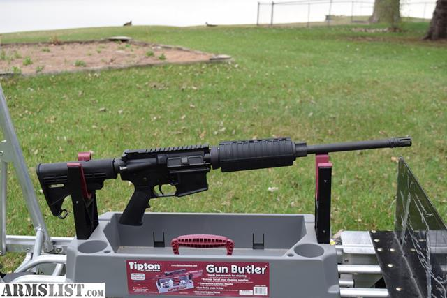 ARMSLIST - For Sale: Palmetto State Armory AR 7 62X39
