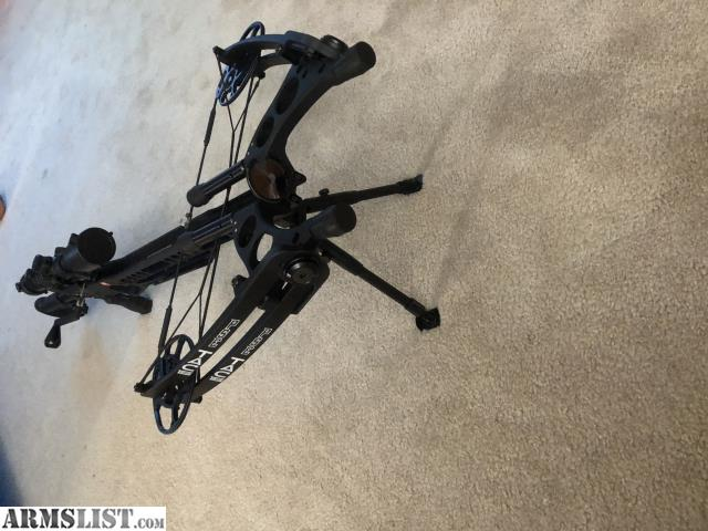 ARMSLIST - For Sale: PSE Tac 15 Elite Crossbow Package