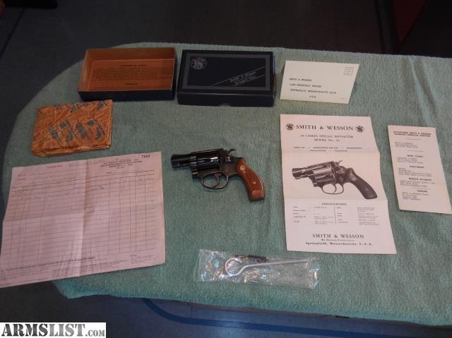 smith and wesson serial number date of manufacture j frame