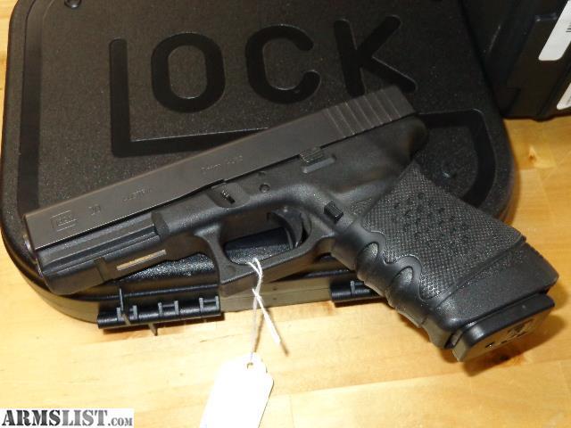 ARMSLIST - For Sale: Glock 20 Gen 3 10mm Pistol