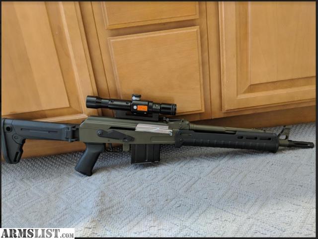 ARMSLIST - For Sale/Trade: Custom Yugo M76 in 8mm Mauser