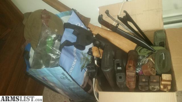 ARMSLIST - For Sale: Ak47 military surplus parts and accesories