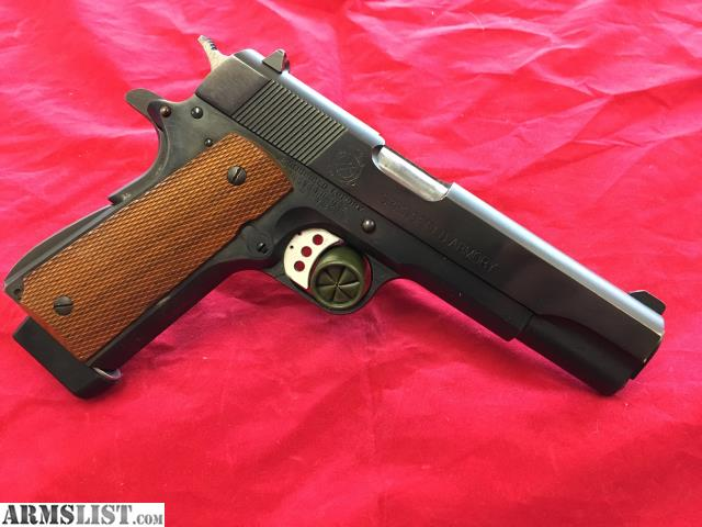 ARMSLIST - For Sale: SPRINGFIELD ARMORY DEFENDER 1911  45