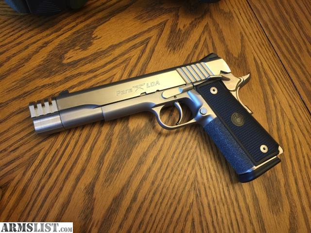 ARMSLIST - For Sale: Para Ordnance LDA 18 9 1911 9mm
