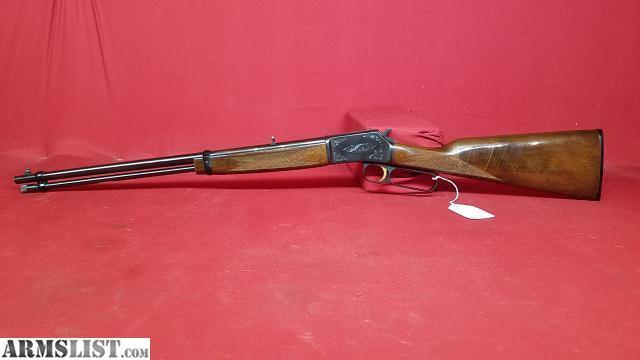 ARMSLIST - For Sale: Browning BL-22 Grade 2 22lr Lever